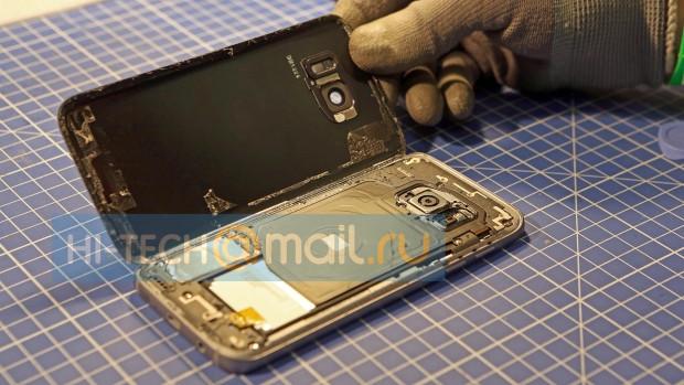 Samsung Galaxy S7 paramparça! - Page 2