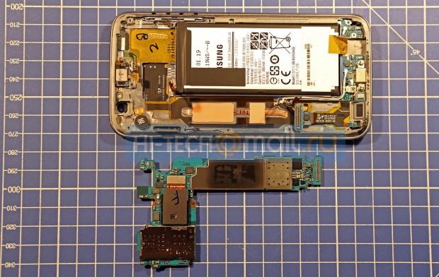 Samsung Galaxy S7 paramparça! - Page 4