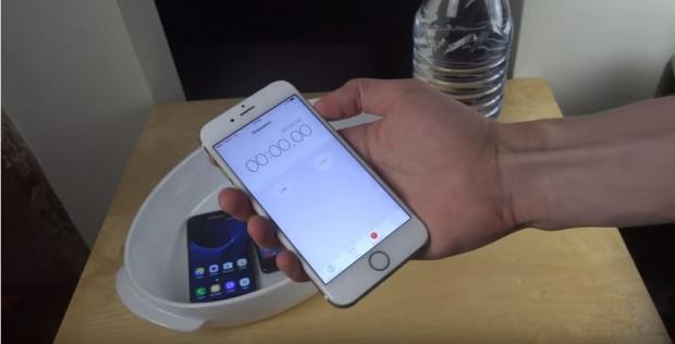 Samsung Galaxy S7, Sony Xperia X ve iPhone 6S 5 saat suda kaldı - Page 2
