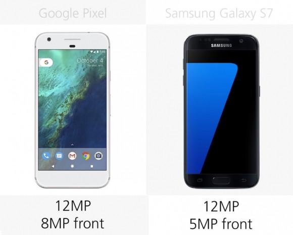 Samsung Galaxy S7 ve Google Pixel karşılaştırma - Page 3