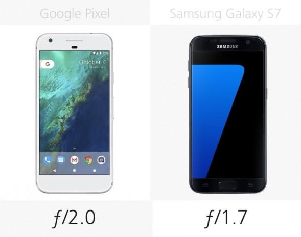 Samsung Galaxy S7 ve Google Pixel karşılaştırma - Page 4