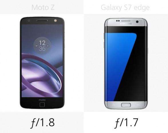 Samsung Galaxy S7 Edge ve Moto Z karşılaştırma - Page 2
