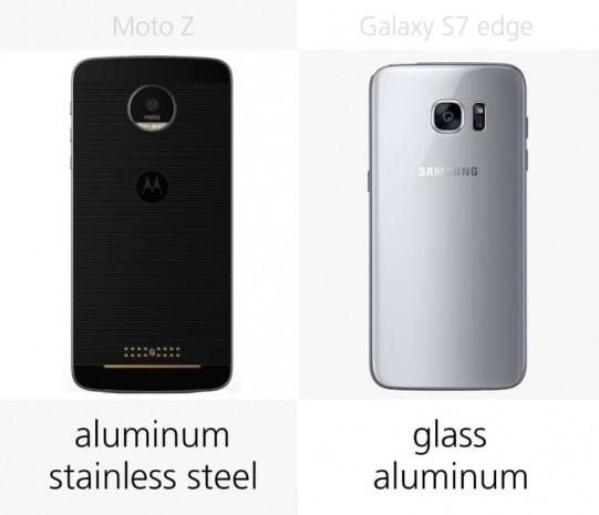 Samsung Galaxy S7 Edge ve Moto Z karşılaştırma - Page 4