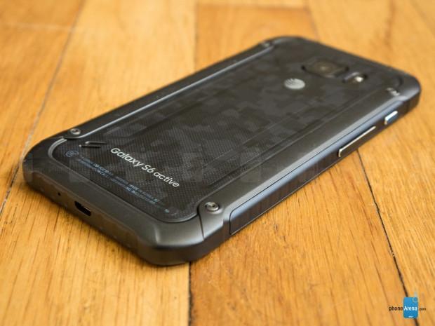 Galaxy S6 Active ve Galaxy S7 Active - Page 4