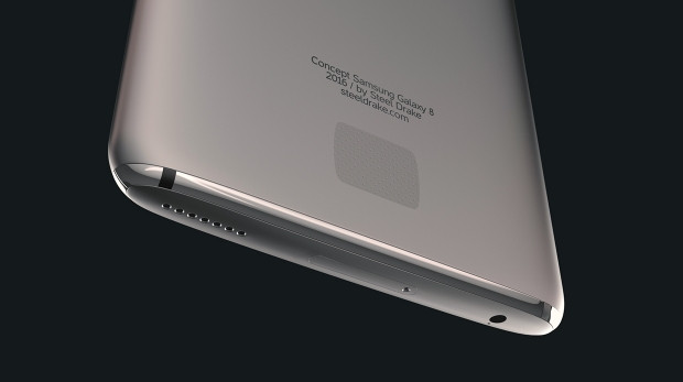 Samsung Galaxy S8 Edge geliyor! - Page 2