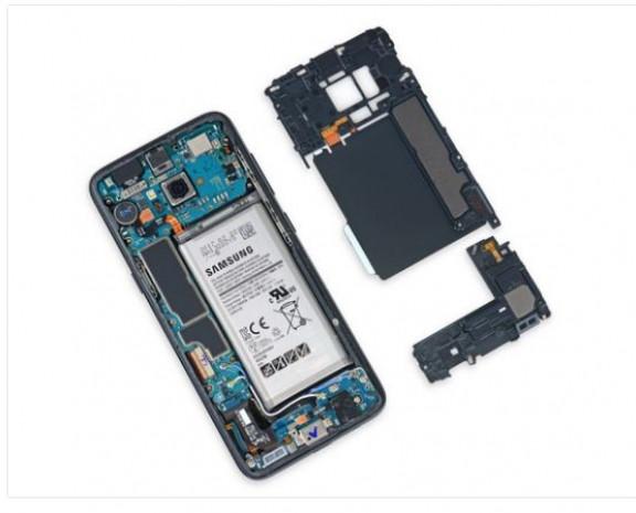 Samsung Galaxy S8 parçalarına ayrıldı - Page 3