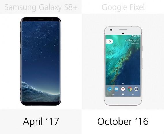 Samsung Galaxy S8 + ve Google Pixel inceleme - Page 2