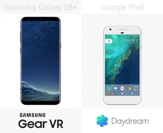 Samsung Galaxy S8 + ve Google Pixel inceleme - Page 3