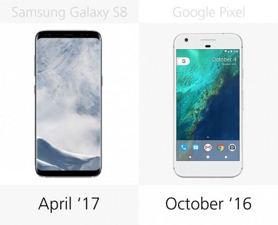 Samsung Galaxy S8 ve Google Pixel karşılaştırma - Page 2
