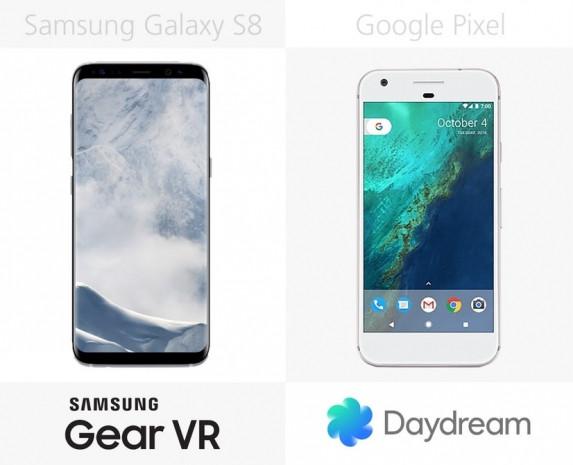 Samsung Galaxy S8 ve Google Pixel karşılaştırma - Page 3