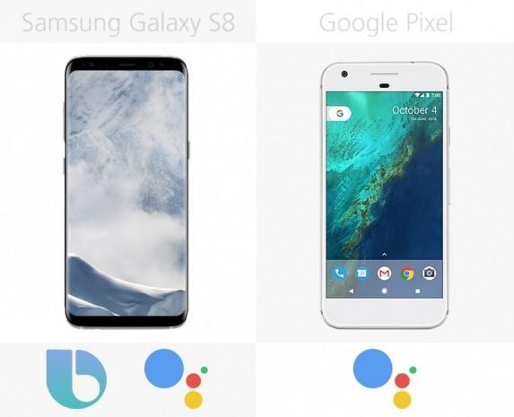 Samsung Galaxy S8 ve Google Pixel karşılaştırma - Page 4