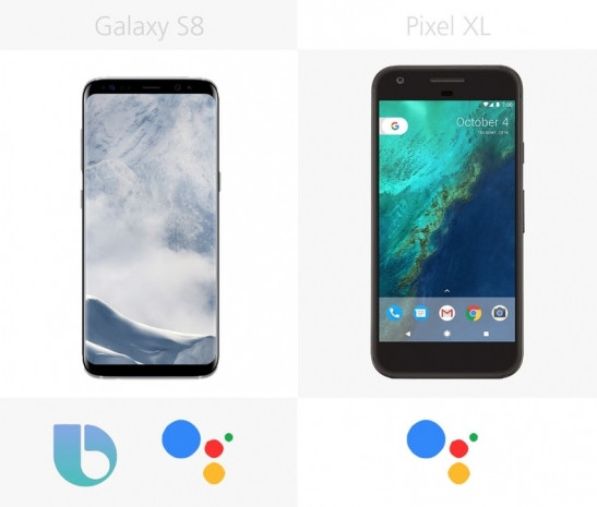 Samsung Galaxy S8 ve Google Pixel XL inceleme - Page 2