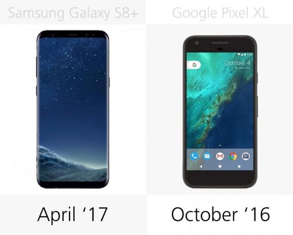 Samsung Galaxy S8 + ve Google Pixel XL karşılaştırma - Page 2