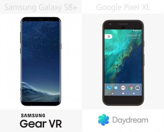 Samsung Galaxy S8 + ve Google Pixel XL karşılaştırma - Page 3