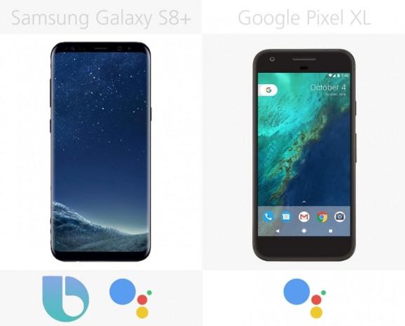 Samsung Galaxy S8 + ve Google Pixel XL karşılaştırma - Page 4