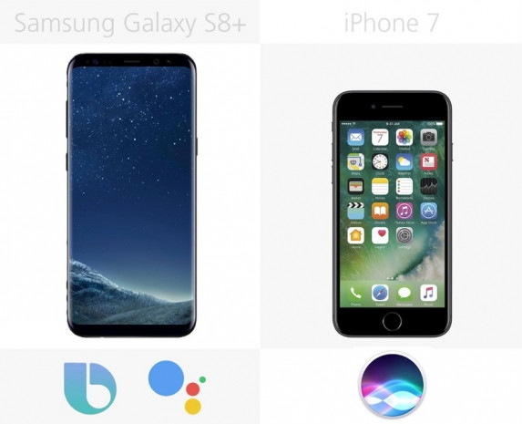 Samsung Galaxy S8 + ve iPhone 7 inceleme - Page 4