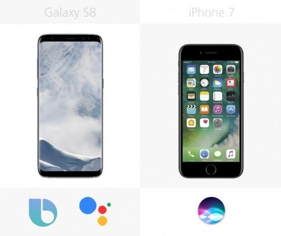 Samsung Galaxy S8 ve iPhone 7 karşılaştırma - Page 2
