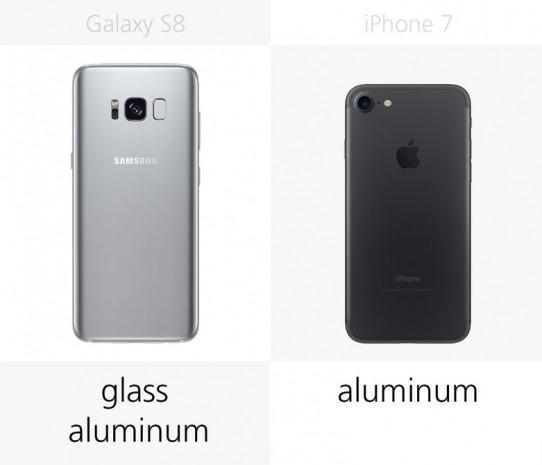 Samsung Galaxy S8 ve iPhone 7 karşılaştırma - Page 4