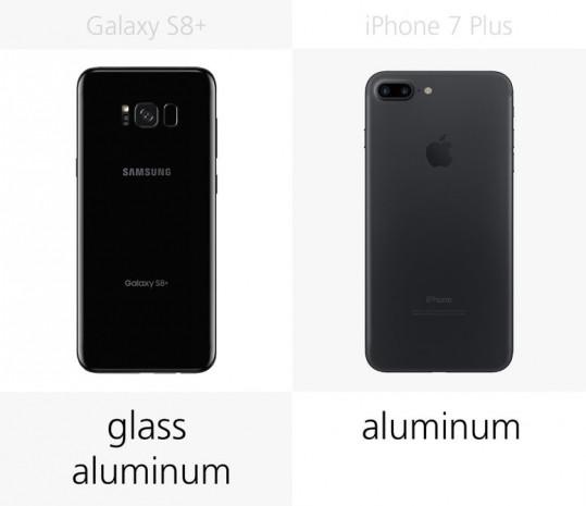 Samsung Galaxy S8 + ve iPhone 7 Plus karşılaştırma - Page 3