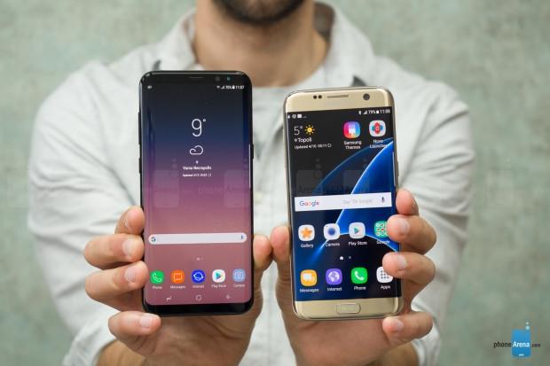 Samsung Galaxy S8 + ve S7 Edge performans test sonuçları - Page 3