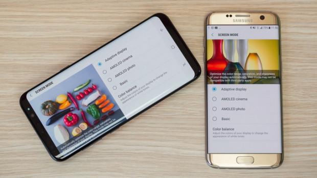 Samsung Galaxy S8 + ve S7 Edge performans test sonuçları - Page 2