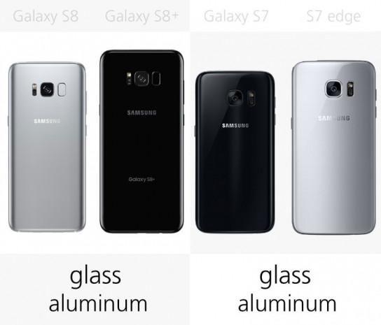 Galaxy S8 ve S8+ ile Galaxy S7 ve S7 Edge karşılaştırma - Page 2