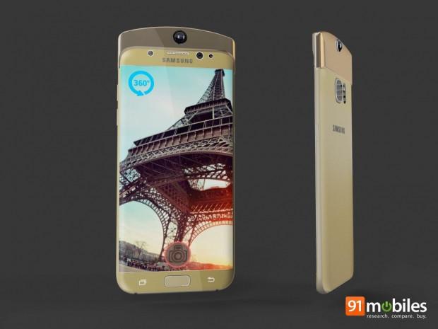 Samsung Galaxy S8'in muhteşem modüler konsepti - Page 1