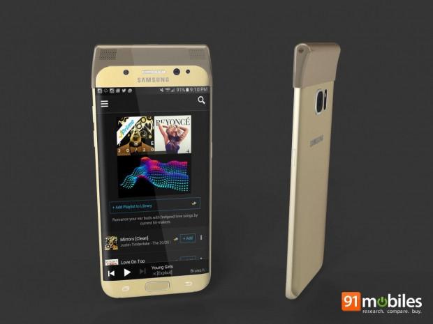Samsung Galaxy S8'in muhteşem modüler konsepti - Page 4