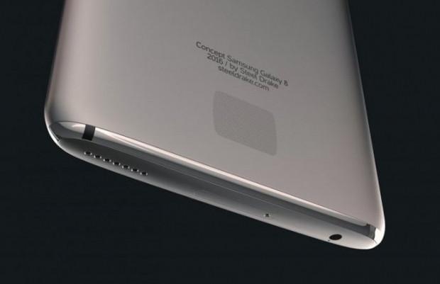 Samsung Galaxy S8'in son konsept çalışması! - Page 4