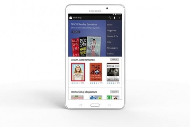 Samsung Galaxy Tab 4 Nook basın görselleri - Page 1