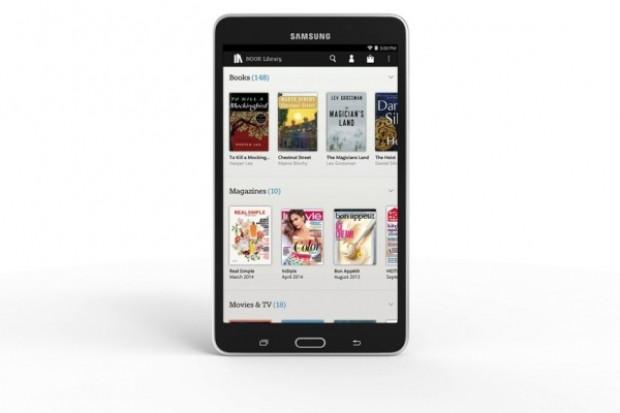 Samsung Galaxy Tab 4 Nook basın görselleri - Page 3