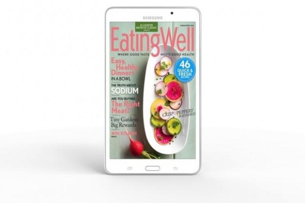 Samsung Galaxy Tab 4 Nook basın görselleri - Page 4