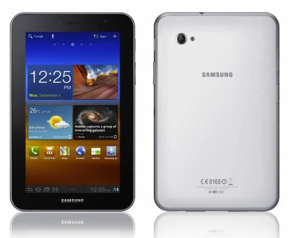 Samsung Galaxy Tab 7.0 Plus - Page 1
