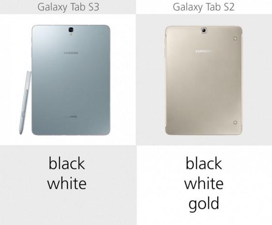 Samsung Galaxy Tab S3 ve Galaxy Tab S2 karşılaştırma - Page 2