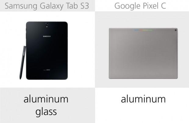 Samsung Galaxy Tab S3 ve Google Pixel C karşılaştırma - Page 2