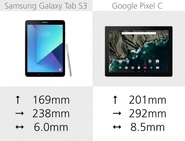 Samsung Galaxy Tab S3 ve Google Pixel C karşılaştırma - Page 4