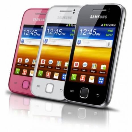 Samsung Galaxy Young'u duyurdu. - Page 3