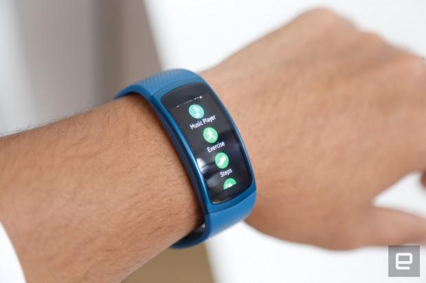Samsung Gear Fit 2 özellikleri ve fiyatı - Page 1
