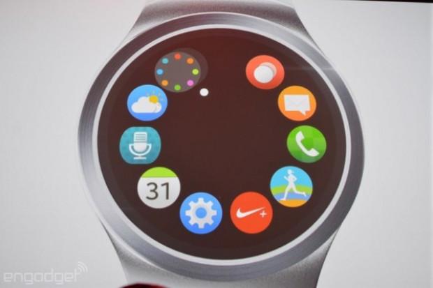 Samsung Gear S2 akıllı saat - Page 1