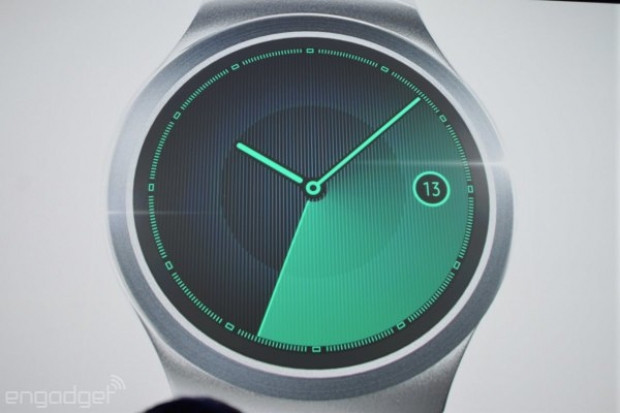 Samsung Gear S2 akıllı saat - Page 2