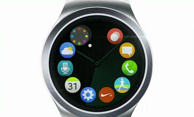 Samsung Gear S2 akıllı saat - Page 3