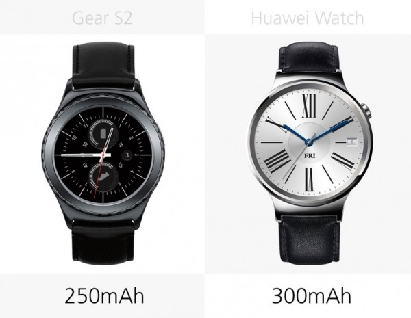 Samsung Gear S2 ve Huawei Watch inceleme - Page 3