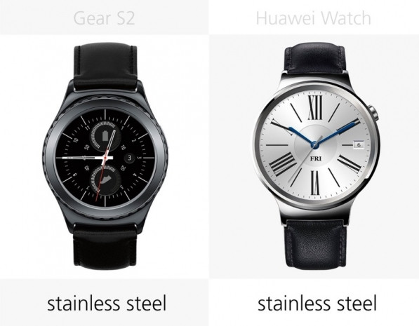 Samsung Gear S2 ve Huawei Watch inceleme - Page 4