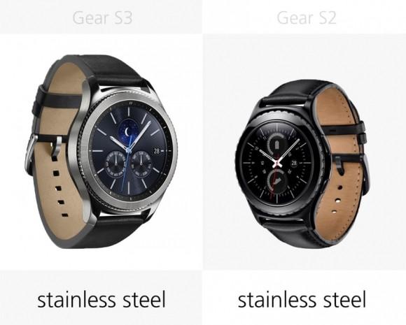 Samsung Gear S3 ve Gear S2 karşılaştırma - Page 2