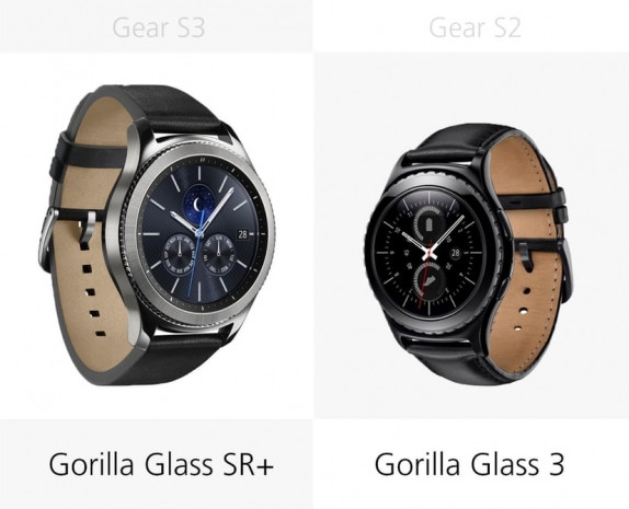 Samsung Gear S3 ve Gear S2 karşılaştırma - Page 3