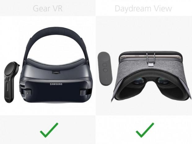 Samsung Gear VR (2017) ile Google Daydream View karşılaştırma - Page 3