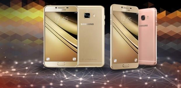 Samsung, iPhone'a rakip Galaxy C7'yi duyurdu - Page 3