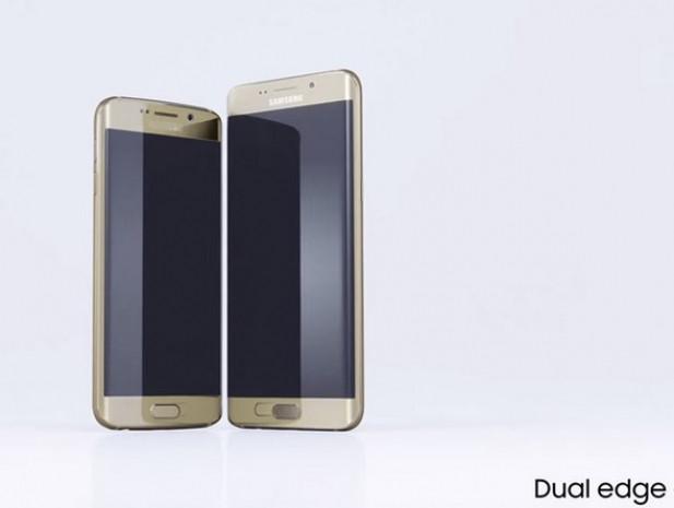 Samsung kavisli dev telefonunu tanıttı - Page 1