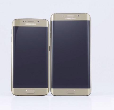 Samsung kavisli dev telefonunu tanıttı - Page 2
