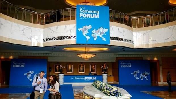Samsung MENA forumu Dubai'den ilk görüntüler - Page 3